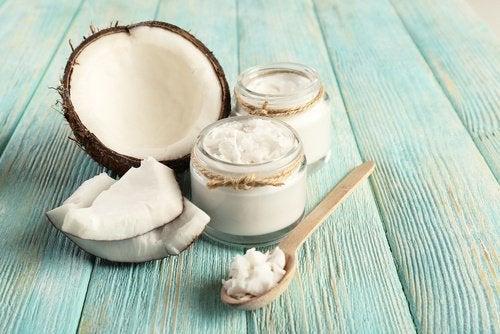 кокосово масло при кандида
