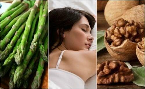 Храни, които ви помагат да спите по-добре: яжте тези 9 храни, богати на меланин!