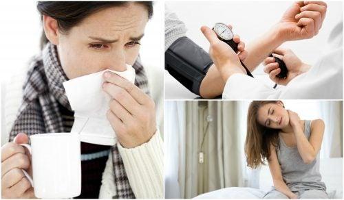 12 симптома на недостиг на витамин D