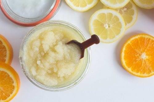 5 начина за ексфолиране на кожата със сода за хляб