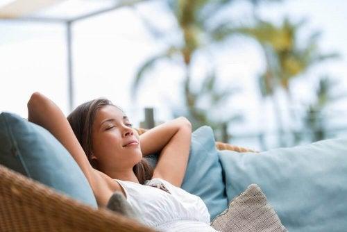 Успокойте стреса чрез по-спокоен живот