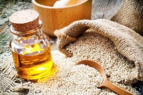 Сусамовите семена и тяхната хранителна стойност