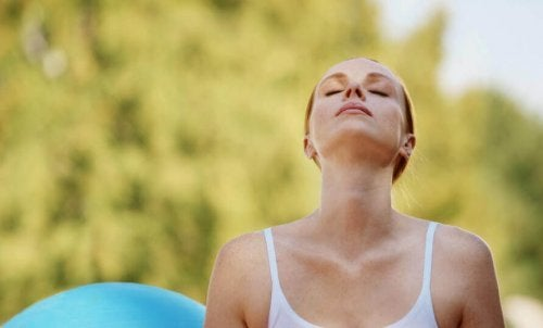 контролиране на дишането при атаки на тревожност
