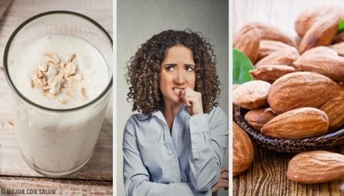 10 храни, които се борят с безпокойството