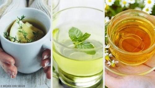 6-те най-добри чая, които ще ви помогнат да заспите
