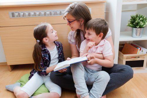 дислексията се диагностицира в детска възраст