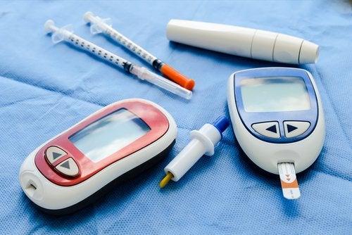 диабетът също може да има като симптом вагиналната сухота