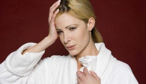 Нощното главоболие: какво го причинява?
