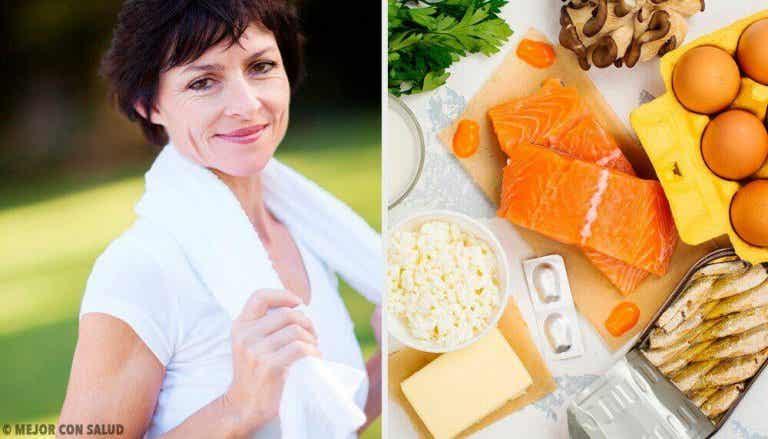 6 хранителни вещества, от които се нуждаете, ако сте над 40 години