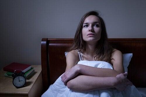 Паническите атаки през нощта могат да бъдат по медицински причини