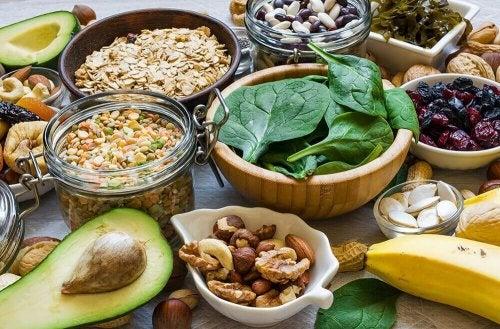 важни хранителни вещества - калий