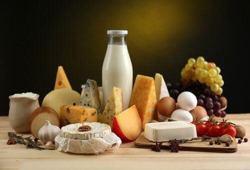 хранителни вещества - калций