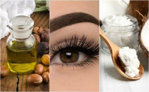 6 растителни масла за красиви мигли