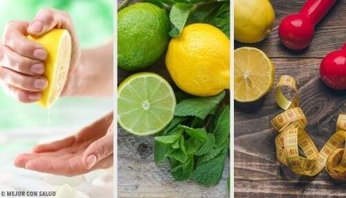 Използвайте лимоните по тези 11 невероятни начина