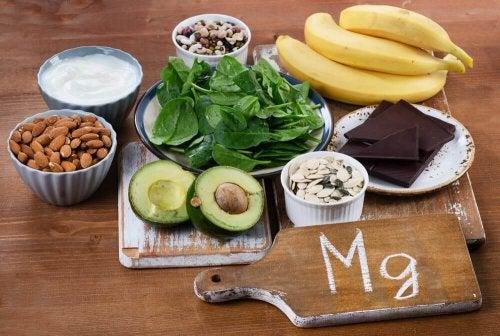 хранителни вещества - магнезий