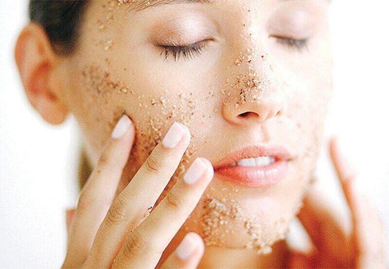 маска за лице против бръчки