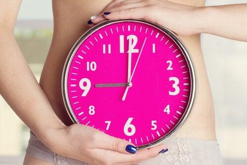 конвенционално лечение за липсата на менструация