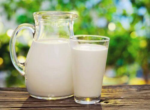 млякото променя външния ви вид
