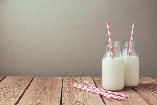млякото блокира усвояването на желязо