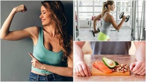 5 навици за натурално натрупване на мускулна маса