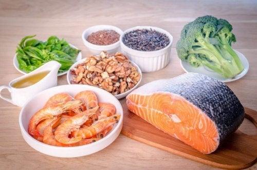 хранителни вещества - омега 3