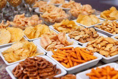 пържени храни