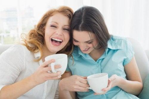 Приятелства и менопауза