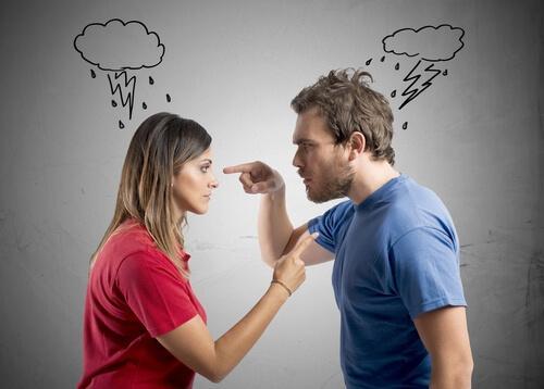 споровете влияят на това дали сте щастливи във връзката си