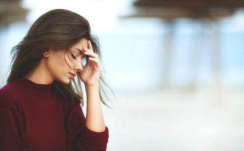 вагиналната сухота може д бъде причинена от стрес и напрежениее в ежедневието