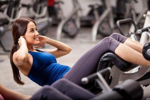Упражнения за повишаване здравината и издържливостта на тялото