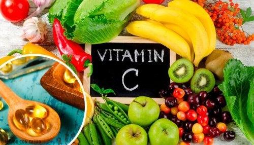 витамин С при камъни в бъбреците