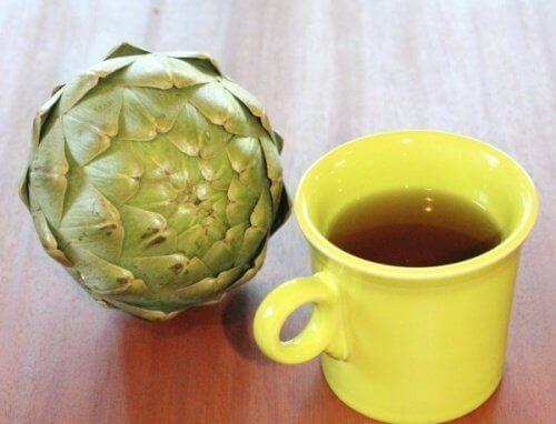 понижете кръвната си захар с вода от артишок