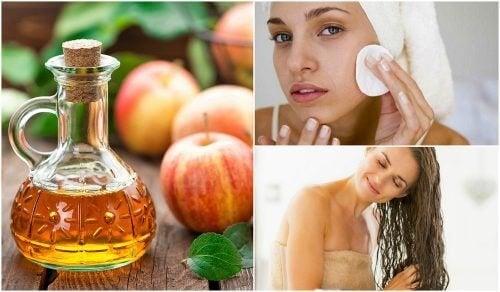 Ябълковият оцет - тайните за разкрасяване, които трябва да знаете