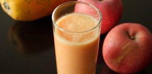 детоксикиращите напитки с ябълка ще ви помогнат да отслабнете