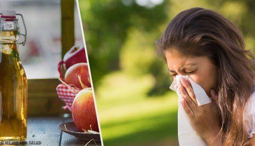 Забравете за алергиите с тези 4 домашни средства