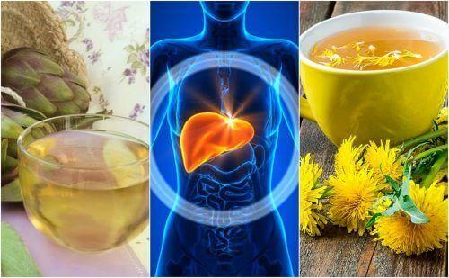 Излекувайте затлъстелия черен дроб с тези 5 натурални средства