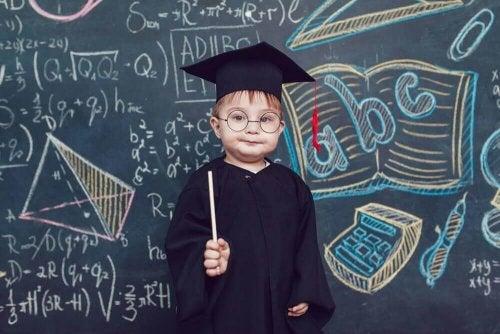 Науката твърди, че интелигентността се наследява от майката