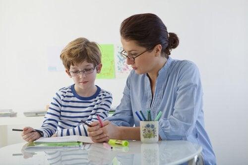 Децата със затруднения с ученето са с нормална интелигентност