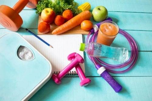 Две диети за ускоряване на метаболизма и за отслабване
