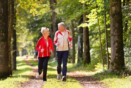 Бягайте за здраве, за да останете във форма след 50,