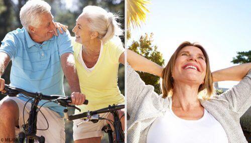 Как да останете във форма след 50