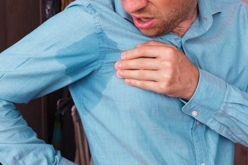 5 натурални средства против изпотени подмишници