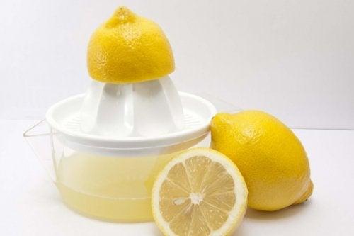 лимоновия сок и алергиите