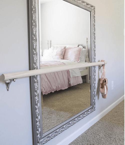 не дръжте огледало в спалнята си