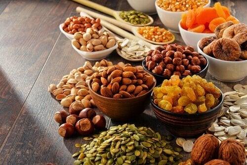 яжте пълнозърнени храни за здрав чревен тракт