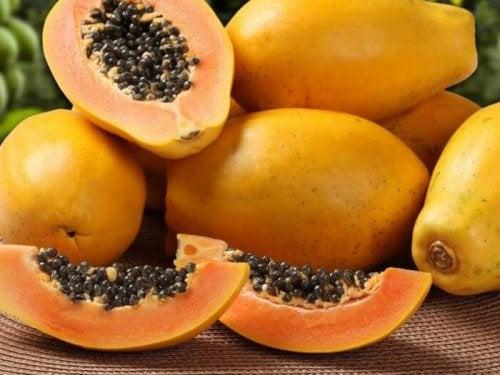 семките на папаята защитават бъбреците