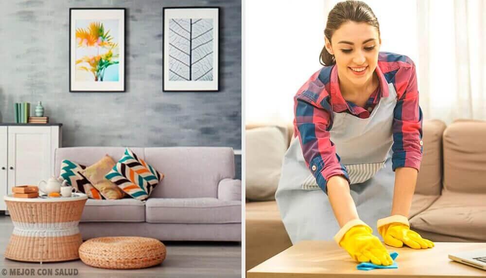 5 съвета за почистване, ако искате подреден дом