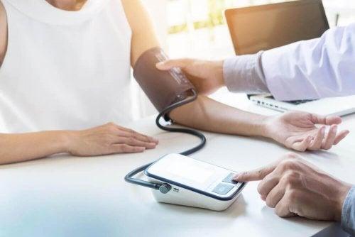 предпазване от поява на високо кръвно налягане