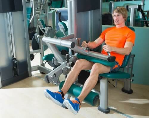 За здрави колене правете разтягания