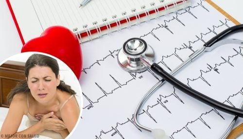 6 необичайни причини за появата на сърцебиене